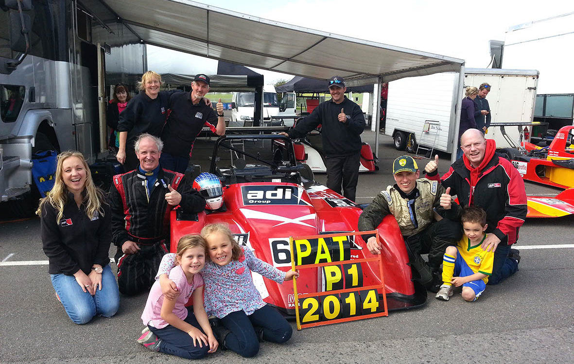 ADI Group arrive and drive car hire at top race circuits