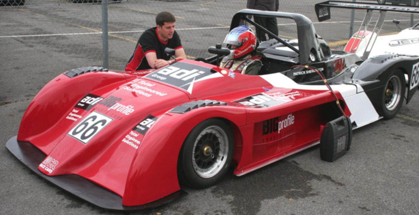 Duratec Race Cars