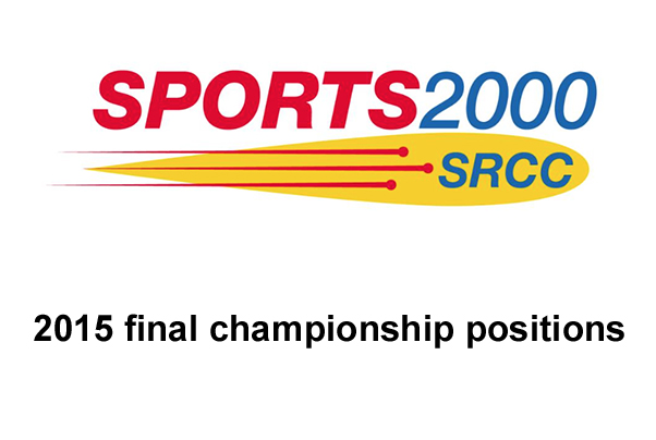 Sports 2000 Championship 2015 final race results
