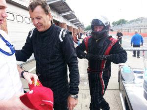 MCR Race Cars Brands Hatch gp p3