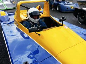 MCR Race Cars Brands Hatch gp Peter Williams