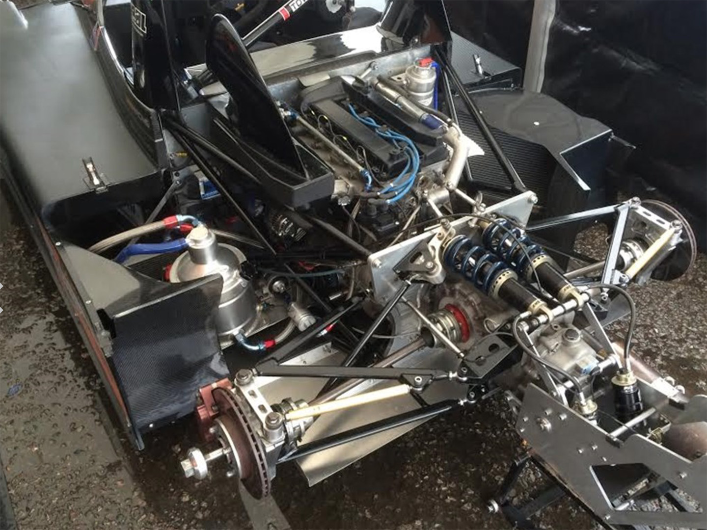 MCR race cars for sale Sports 2000 OSS spec race engines