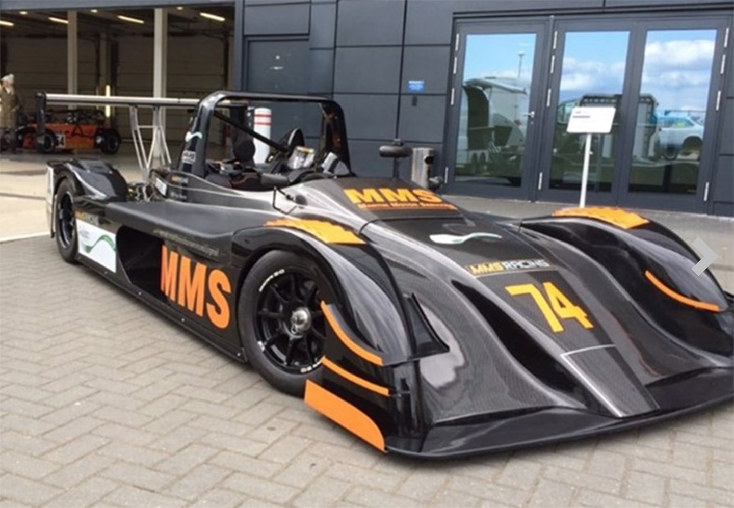 MCR race cars for sale Sports 2000 OSS spec
