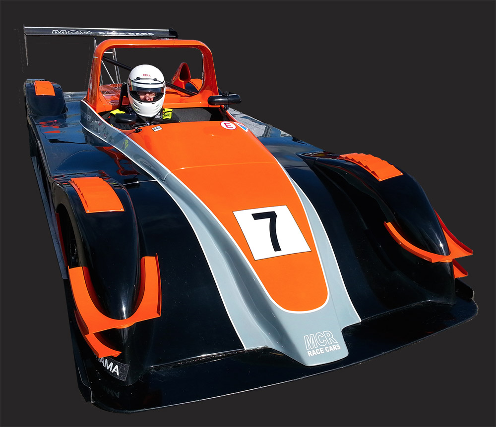 MCR race cars mike turner ards