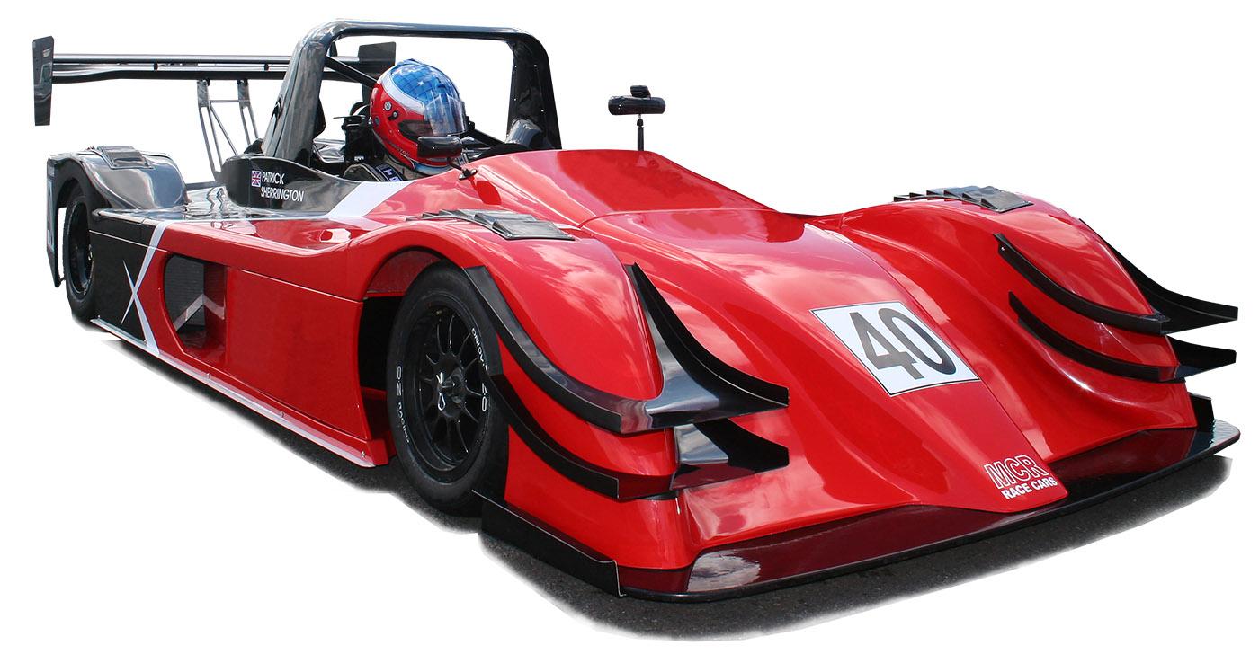 MCR Tec racing car