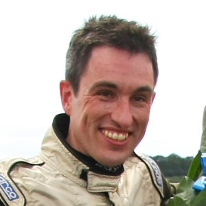 Patrick Sherrington MCR racing car driver