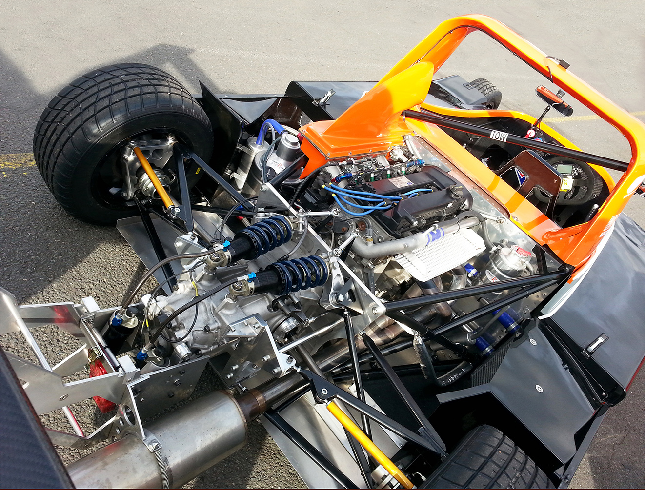 Sports 2000 Championship specification MCR racing car
