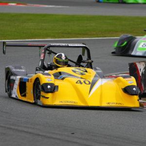 Tim Tudor MCR Racing Driver University of Wales Trinity St David